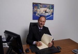 Il presidente Andrea Comanducci