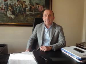 Fernando Sarzi, amministratore delegato di Sterilgarda