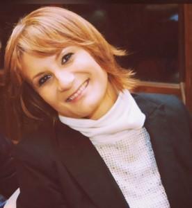 Silvia Simoncini, organizzatrice del Festival de Giornalismo d'Inchiesta delle Marche