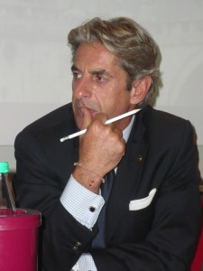 Foto di Luigi Pessina, presidente di Ancit